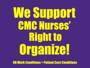 Nurses union